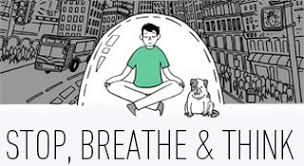 Stop, Breathe & Think app
