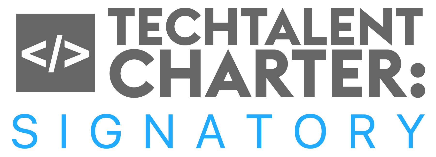 Tech Talent Charter Signatory logo