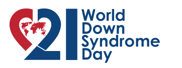 World Downs Syndrome Day is 21 March