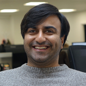 Photo of Adi Latif, Accessibility and Usability Consultant