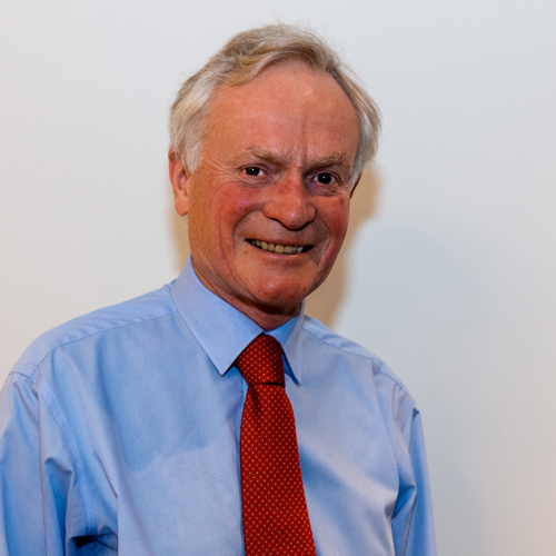 Profile photo of Alan Brooks, smiling facing the camera
