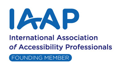 AbilityNet is a  Founder Member of the International Association of Accessibility Professionals