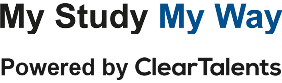 My Study My Way - powered by Clear Talents