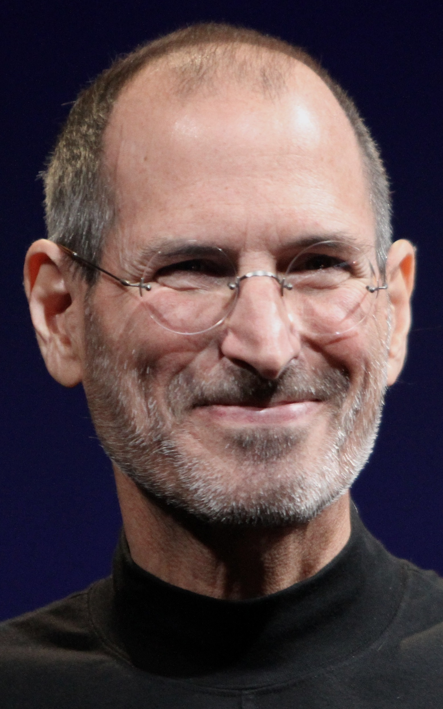 Photo of Steve Jobs