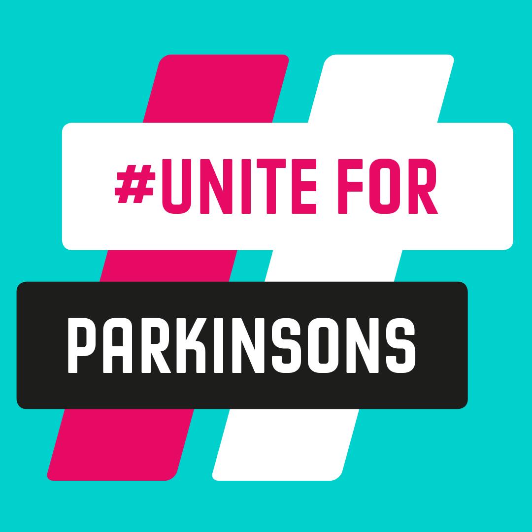 #UniteForParkinsons banner image