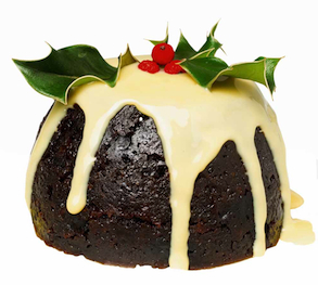 Christmas pudding could be off the menu if you try and shop online