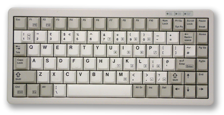 Cherry 84 keyboard