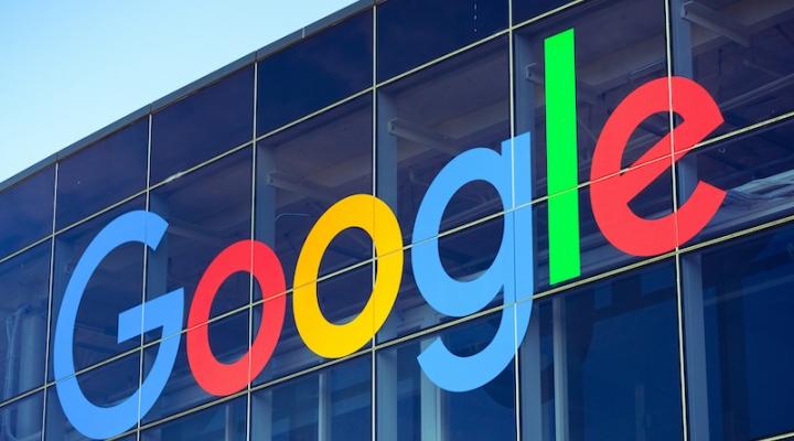 Google Headquarters outside